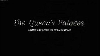 <i>The Queens Palaces</i> television series