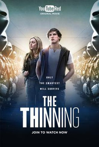 The Thinning - Promotional poster