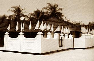 Muhammad Thakurufaanu Al Auzam - Image: The palace at thiladhunmathi utheemu