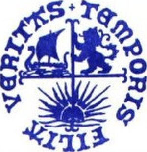 Thomas Mills High School - Image: Thomasmillshighschoo llogo