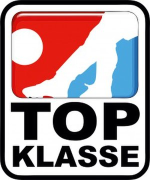 Derde Divisie - Former Topklasse logo.