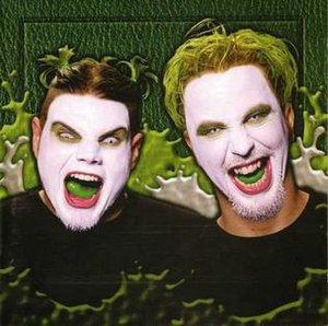 The Green Book (album) - Image: Twiztid greenbook inner cover