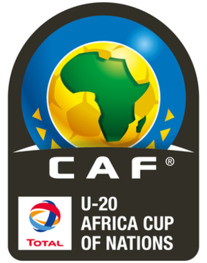 Africa U-20 Cup of Nations - Image: U20 Africa Cup of Nations