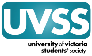 University of Victoria Students' Society - Image: University of Victoria Students' Society Logo with transparent bg