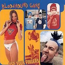 Sex toon blood hound gang