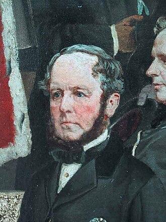 William Henry Hornby (1805–1884) - William Henry Hornby