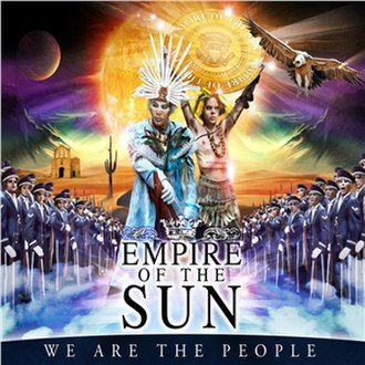 We Are the People (Empire of the Sun song) - Image: We are the people alternate cover