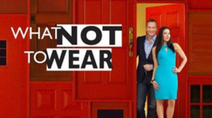 What Not to Wear (U.S. TV series) - Image: What Not to Wear TLC logo