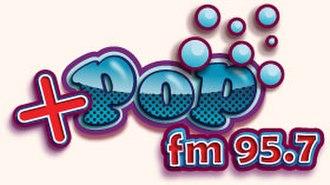 XHCK-FM - Image: XHCK maspopfm logo