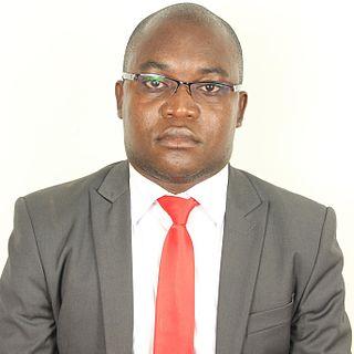 Paul Shalala Zambian journalist