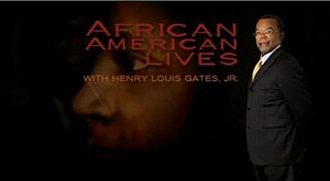 African American Lives - Title card from the first season