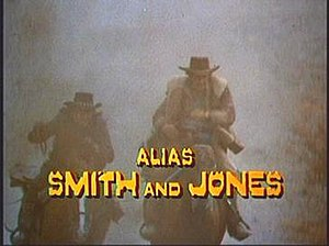 Alias Smith and Jones - Alias Smith and Jones title card