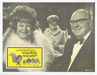 <i>No Sex Please, Were British</i> (film) 1973 British comedy film directed by Cliff Owen