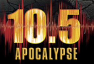 10.5: Apocalypse - Image: 10 5a logo