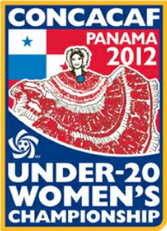 2012 CONCACAF Women's U-20 Championship - Image: 2012 CONCACAF U 20 Women Championship logo