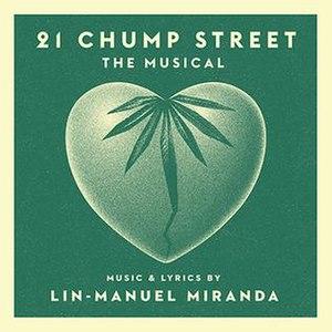 21 Chump Street - Cover of the Original Cast Recording