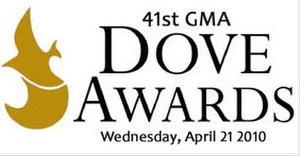 41st GMA Dove Awards - Image: 41 doveawards