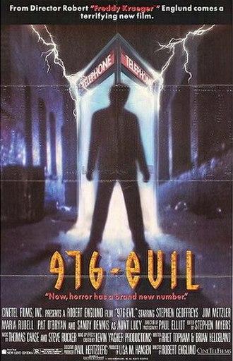 976-EVIL - Film poster
