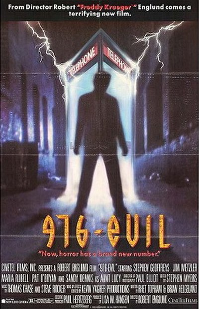 Picture of a movie: 976-Evil