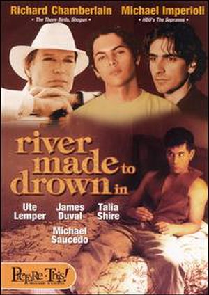 A River Made to Drown In - DVD cover