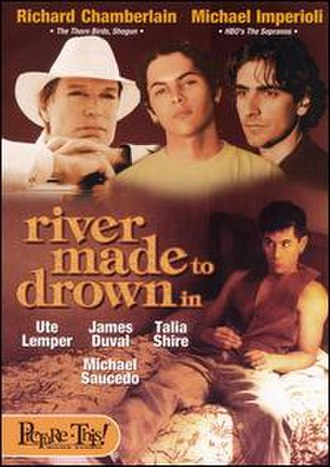 River Made to Drown In - DVD cover