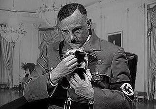 <i>A Kitten for Hitler</i> 2007 film by Ken Russell