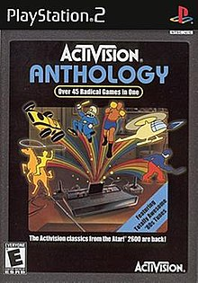 Activision Anthology PS2-cover game