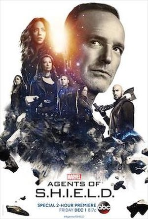 Agents of S.H.I.E.L.D. (season 5) - Promotional poster