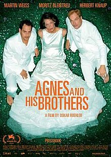 Agnes and His Brothers FilmPoster.jpeg
