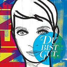 "Album cover to ""Du bist gut"" by Nena.jpg"
