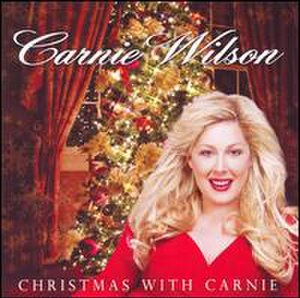 Christmas with Carnie - Image: Album coverart Christmas with Carnie Carnie Wilson