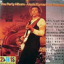 Various Alexis Korner Presents Kings Of The Blues Vol2