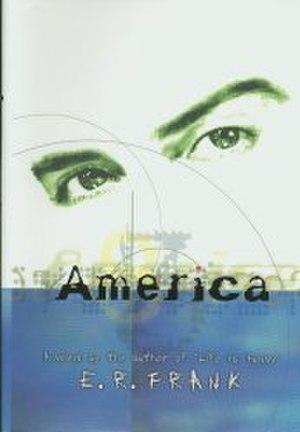 America (Frank novel) - Image: America novelcover