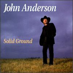 Solid Ground (John Anderson album) - Image: Andersonsolid