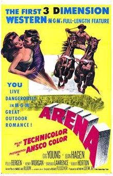 Arena 1953 Film Wikipedia