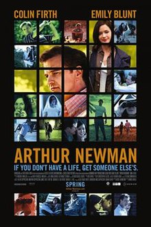 Arthur Newman Film Wikipedia