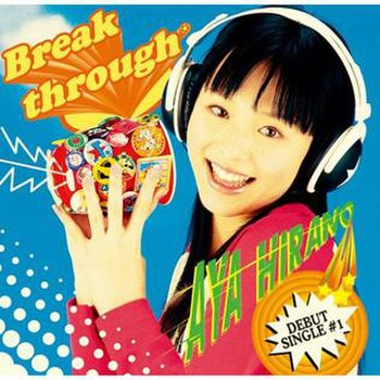 Breakthrough (Aya Hirano song)
