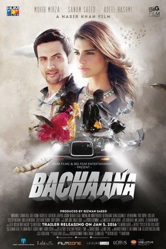 Bachaana - Teaser poster