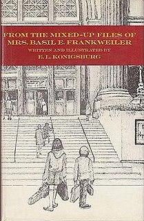 <i>From the Mixed-Up Files of Mrs. Basil E. Frankweiler</i> Novel by E. L. Konigsburg