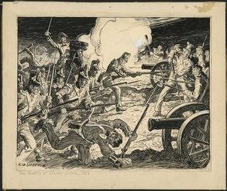 Battle of Stoney Creek War of 1812 battle