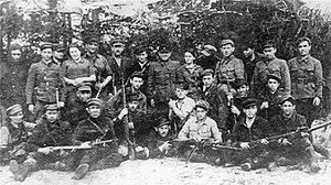 Jewish partisans - Bielski partisans