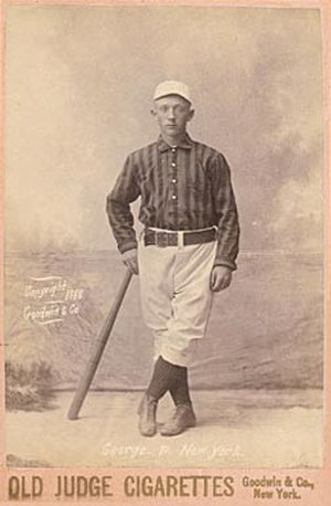 Bill George (baseball) - Image: Bill George (baseball)