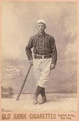 Bill George (baseball) - Image: Bill George (baseball)