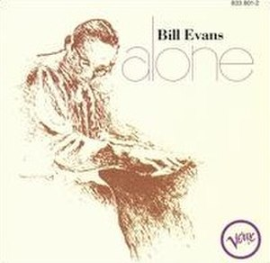 Alone (Bill Evans album) - Image: Billevansalone