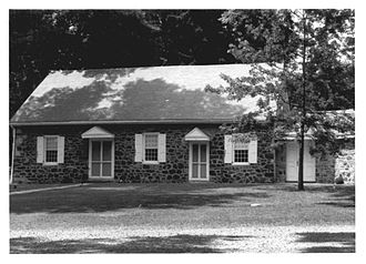 Battle of Brandywine - Image: Birmington Meetinghouse Brandywine