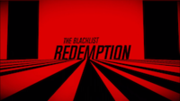Picture of a TV show: The Blacklist Redemption