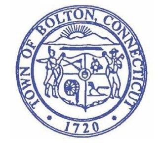Bolton, Connecticut - Image: Bolton C Tseal