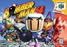 Bomberman 64 (1997 video game) - Wikipedia