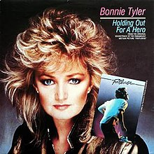 Bonnie Tyler — Holding Out for a Hero (studio acapella)