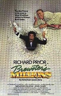 <i>Brewsters Millions</i> (1985 film) 1985 film